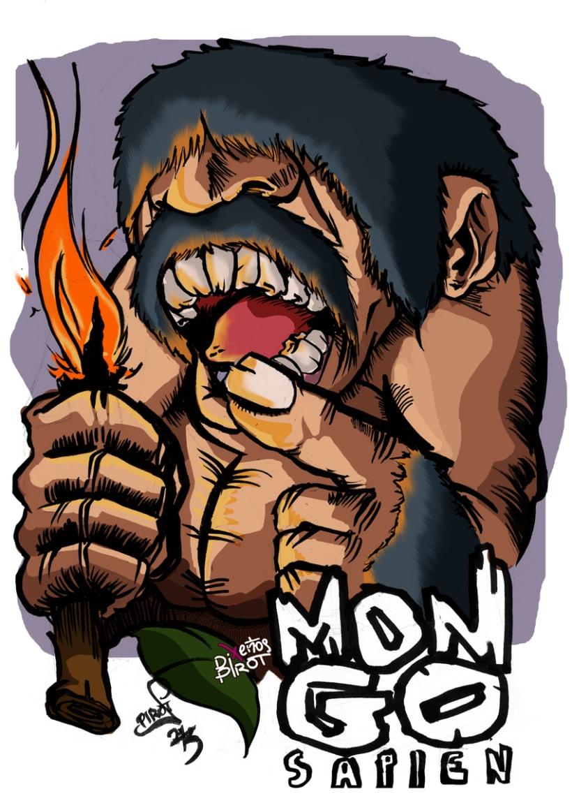 Proyecto Mongo Sapiens 6