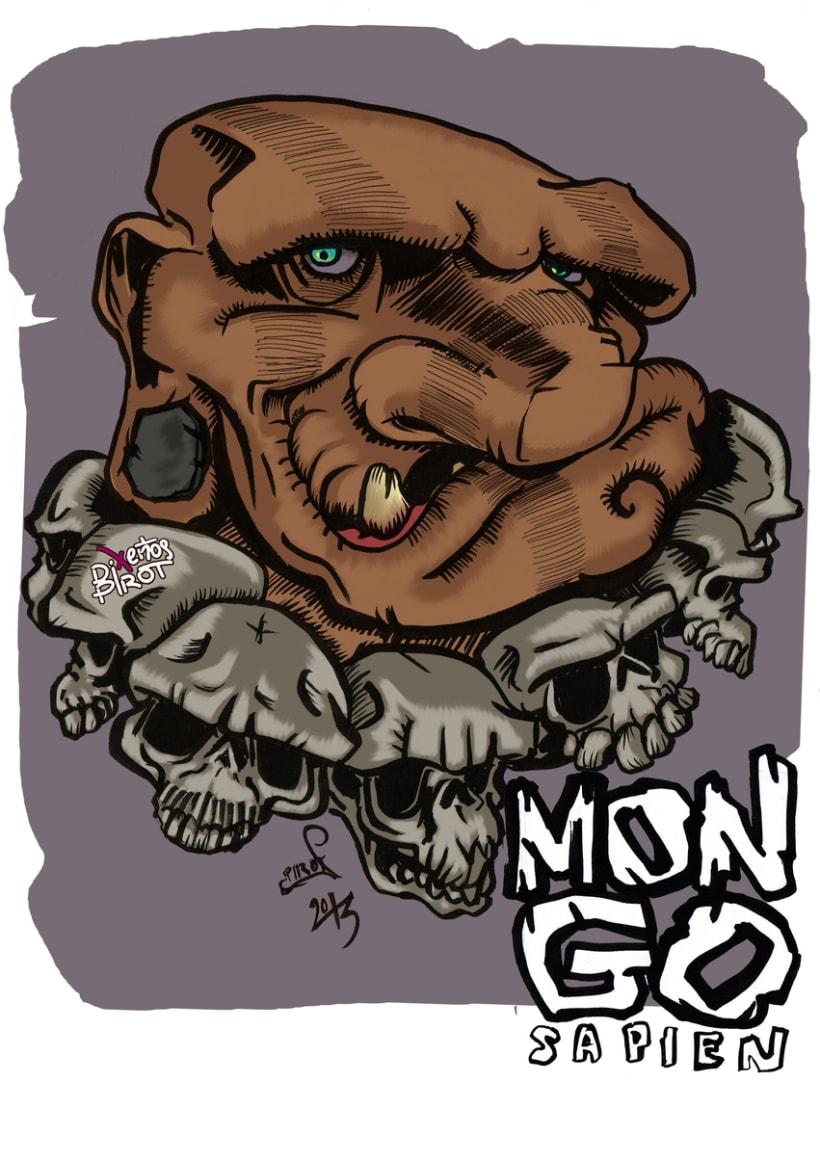 Proyecto Mongo Sapiens 7