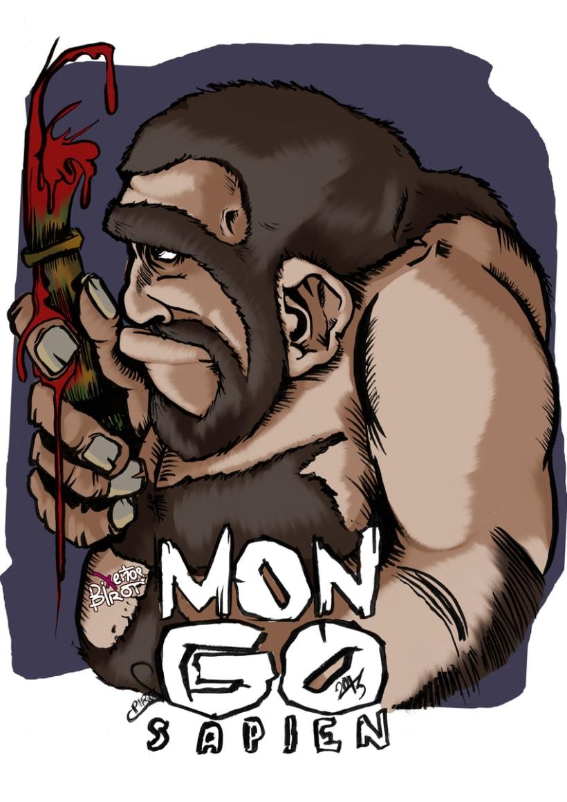 Proyecto Mongo Sapiens 8