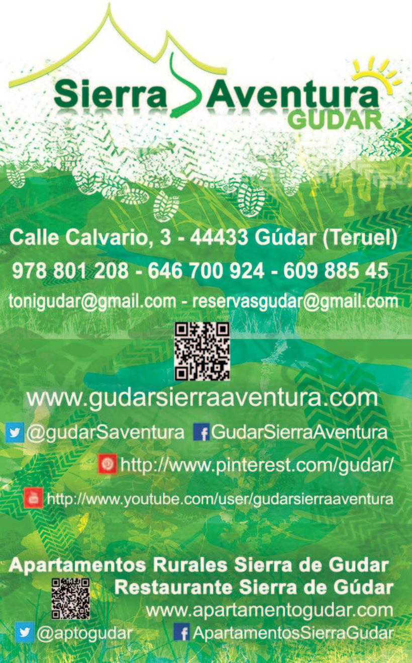 Gudar Sierra Aventura 3