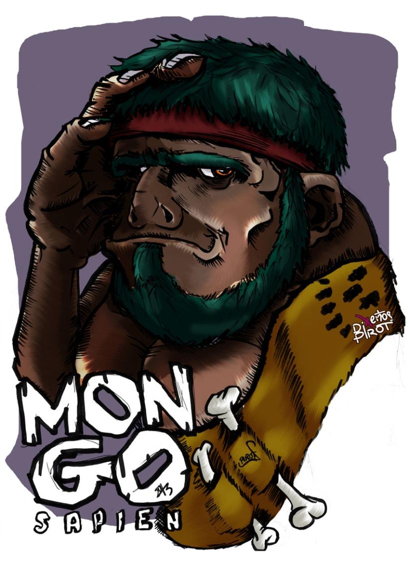 Proyecto Mongo Sapiens 10