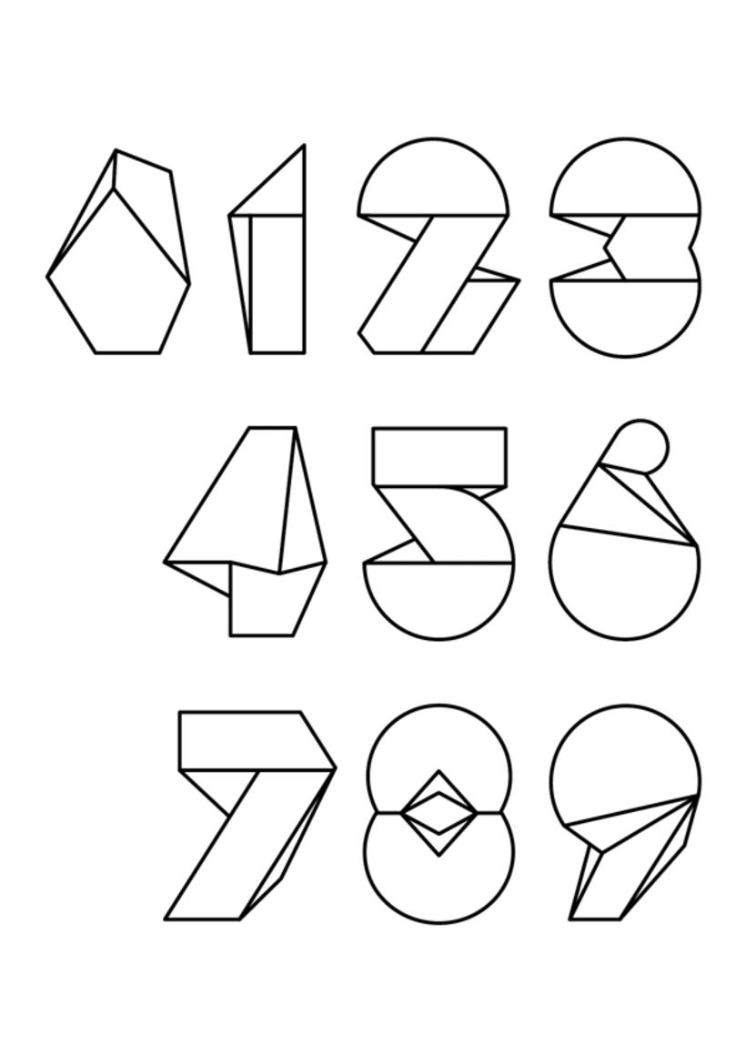 Yorokobu Numerografía #35 0