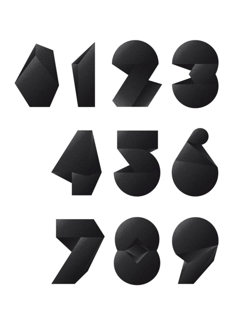 Yorokobu Numerografía #35 1