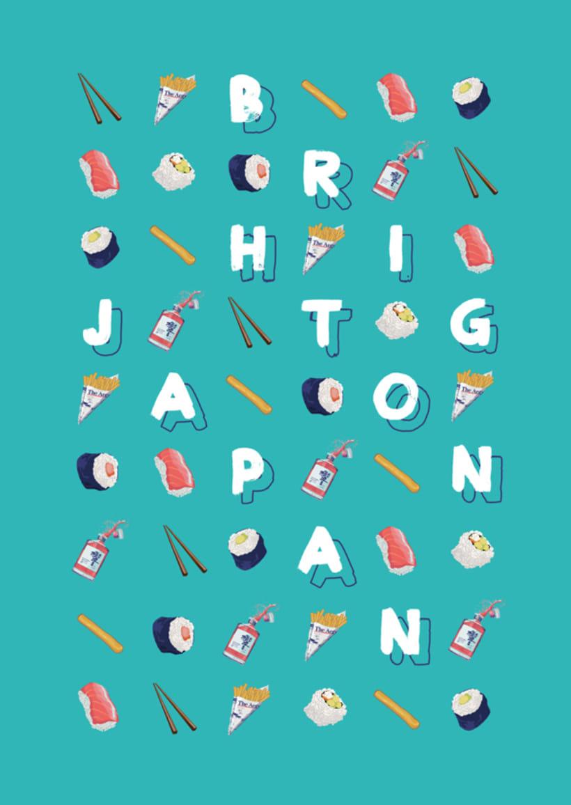 Brighton / Japan festival  1