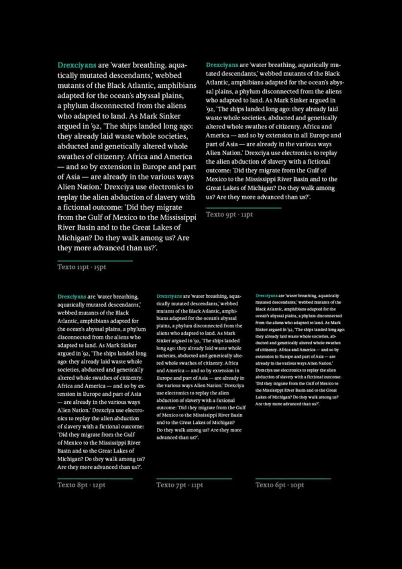 Marina (typeface) 9