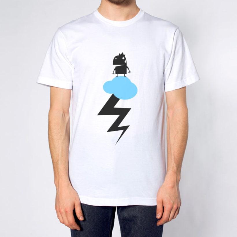 Camisetas ilustradas 1 0
