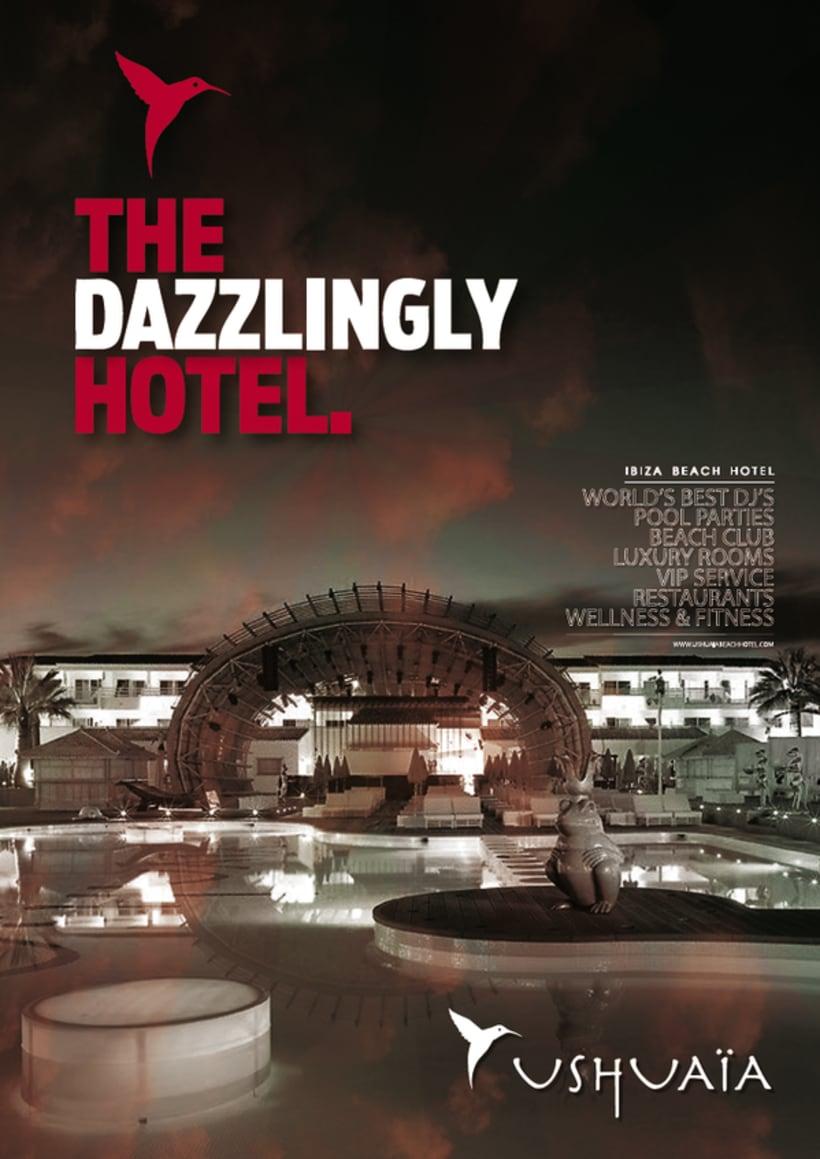 USHUAÏA BEACH HOTEL - IBIZA 0