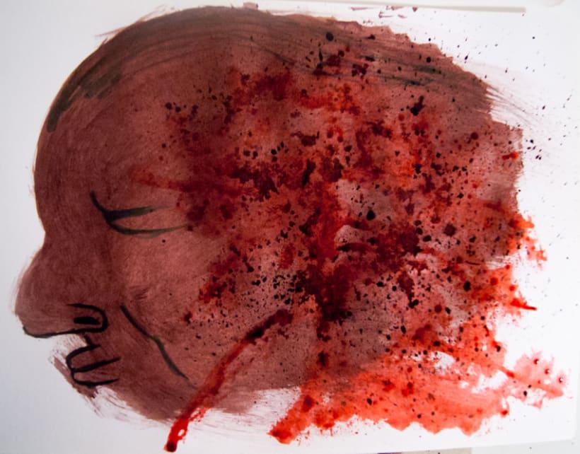 #everydaINK |Una ilustración a tinta durante 46 días 2