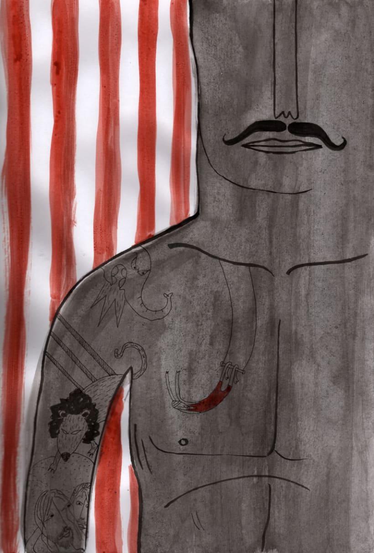 #everydaINK |Una ilustración a tinta durante 46 días 8