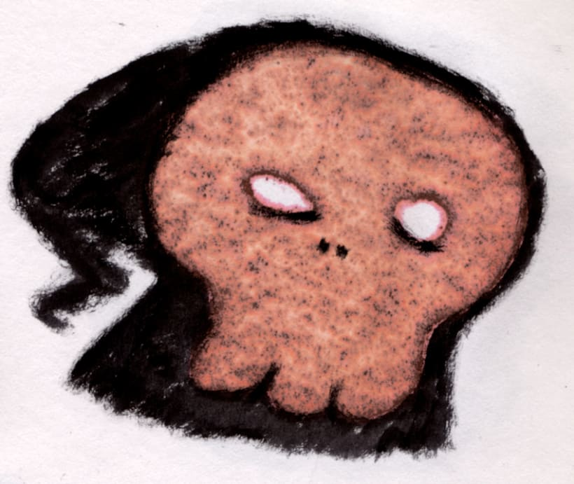 #everydaINK |Una ilustración a tinta durante 46 días 9
