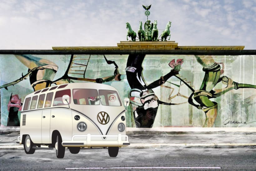 DELUXE SAMBA VW 1