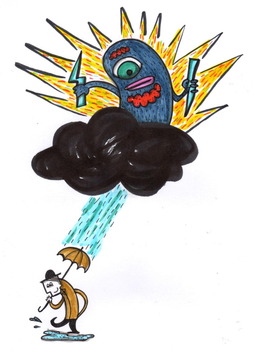 #everydaINK |Una ilustración a tinta durante 46 días 10