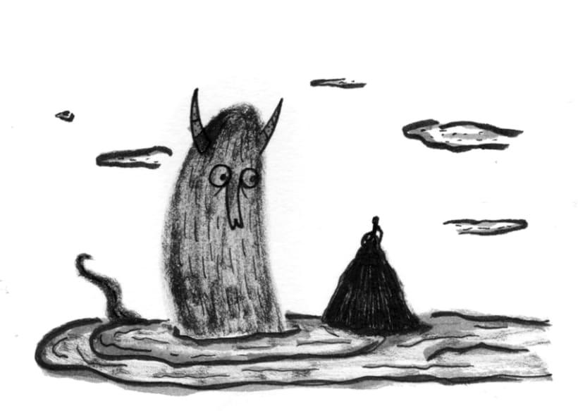 #everydaINK |Una ilustración a tinta durante 46 días 12