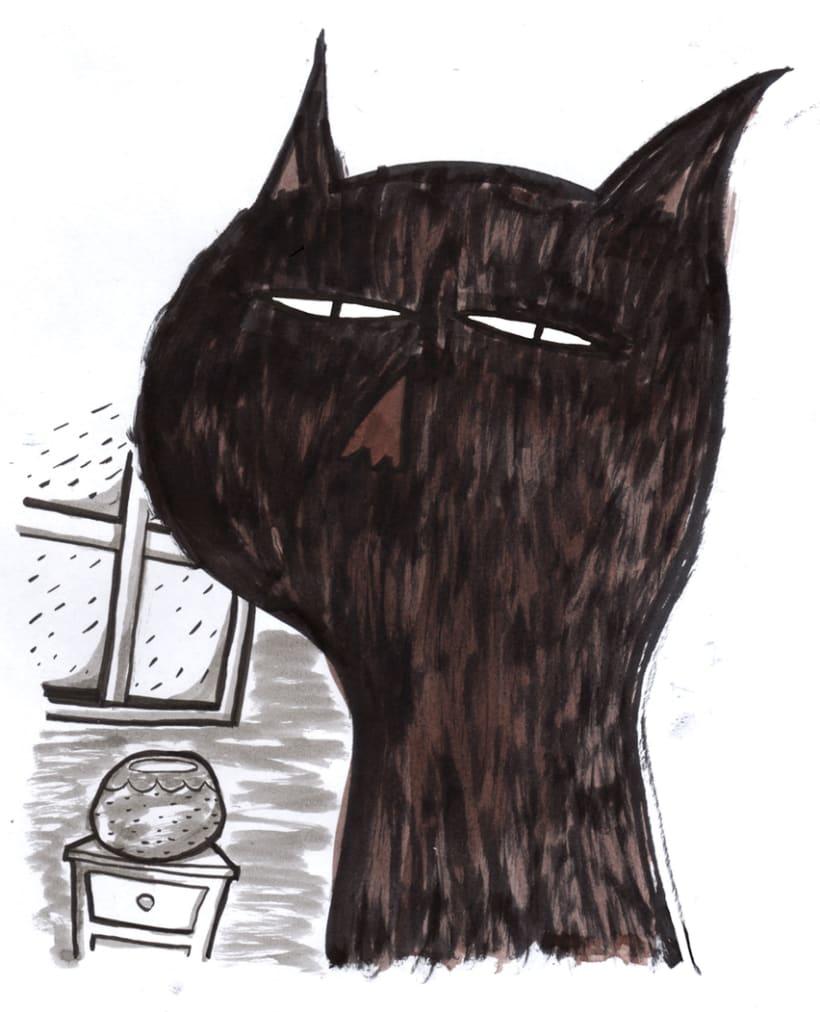 #everydaINK |Una ilustración a tinta durante 46 días 16