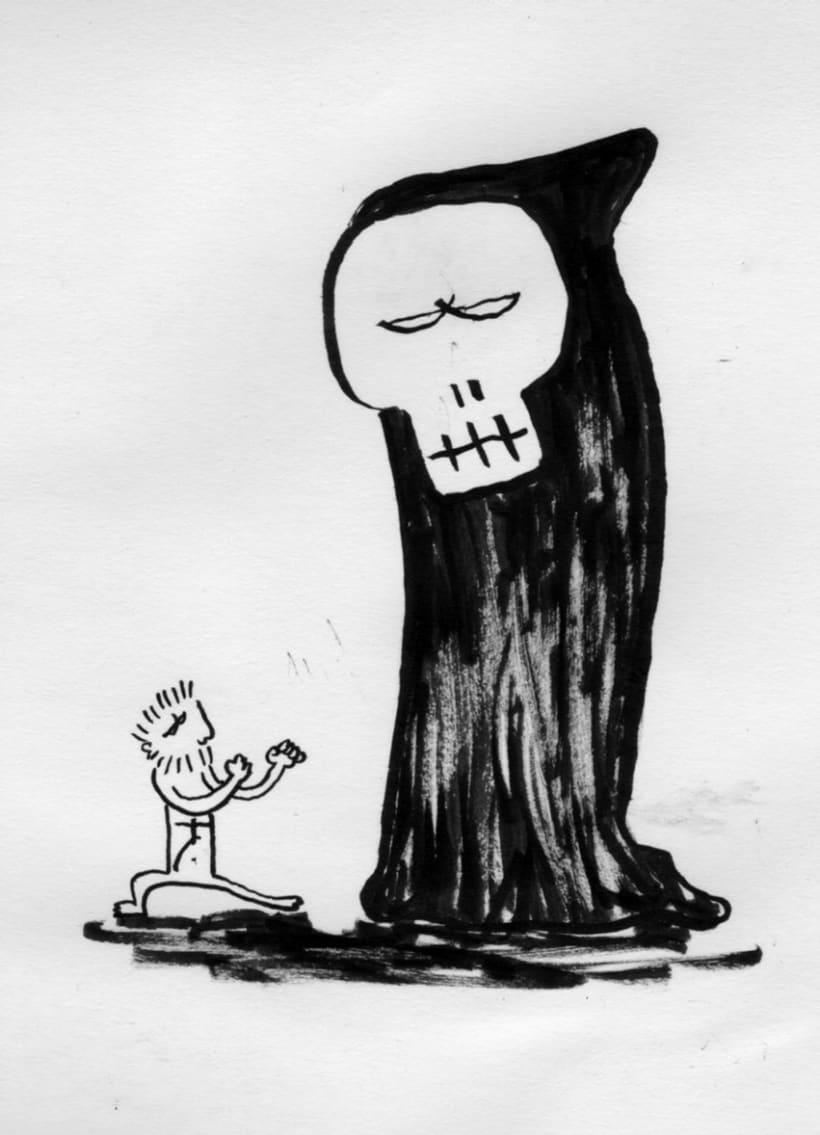 #everydaINK |Una ilustración a tinta durante 46 días 17