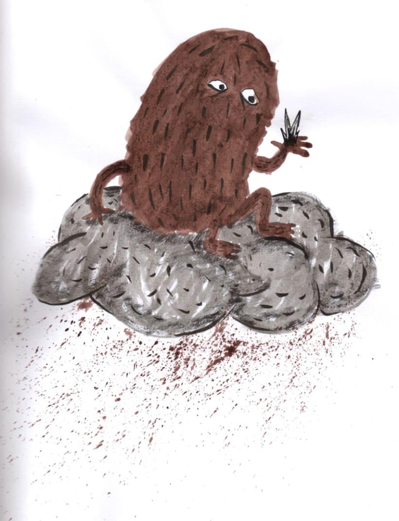 #everydaINK |Una ilustración a tinta durante 46 días 21