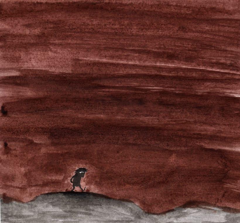 #everydaINK |Una ilustración a tinta durante 46 días 24