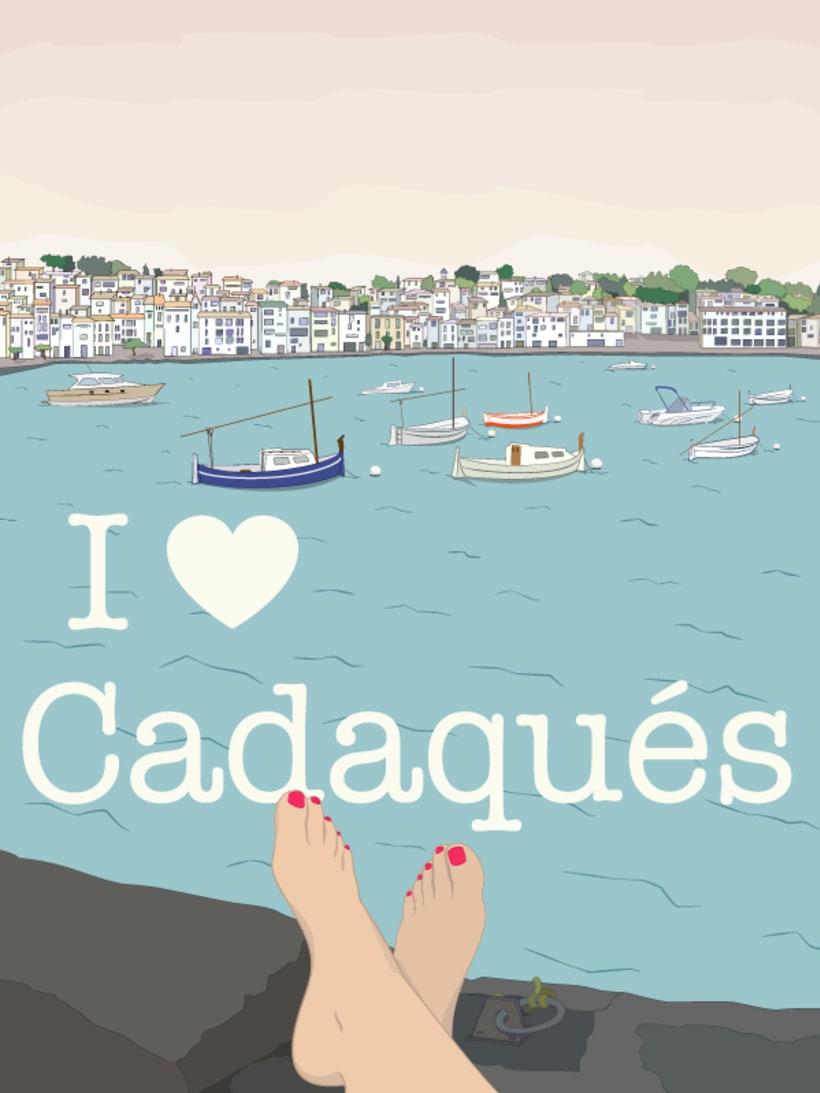 I love Cadaqués -1