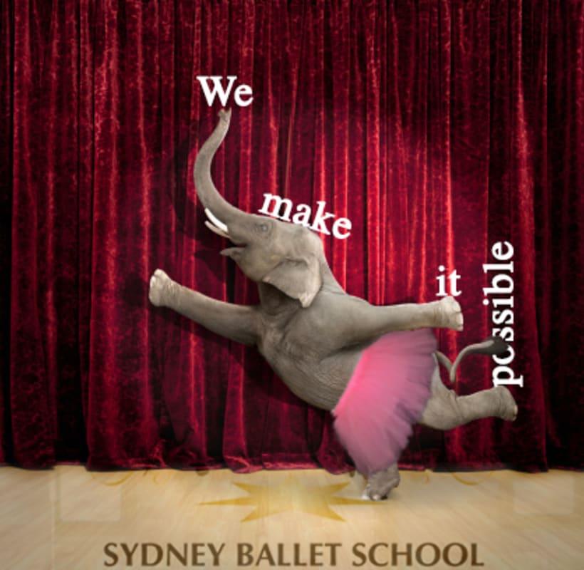 Sydney Ballet School  -1