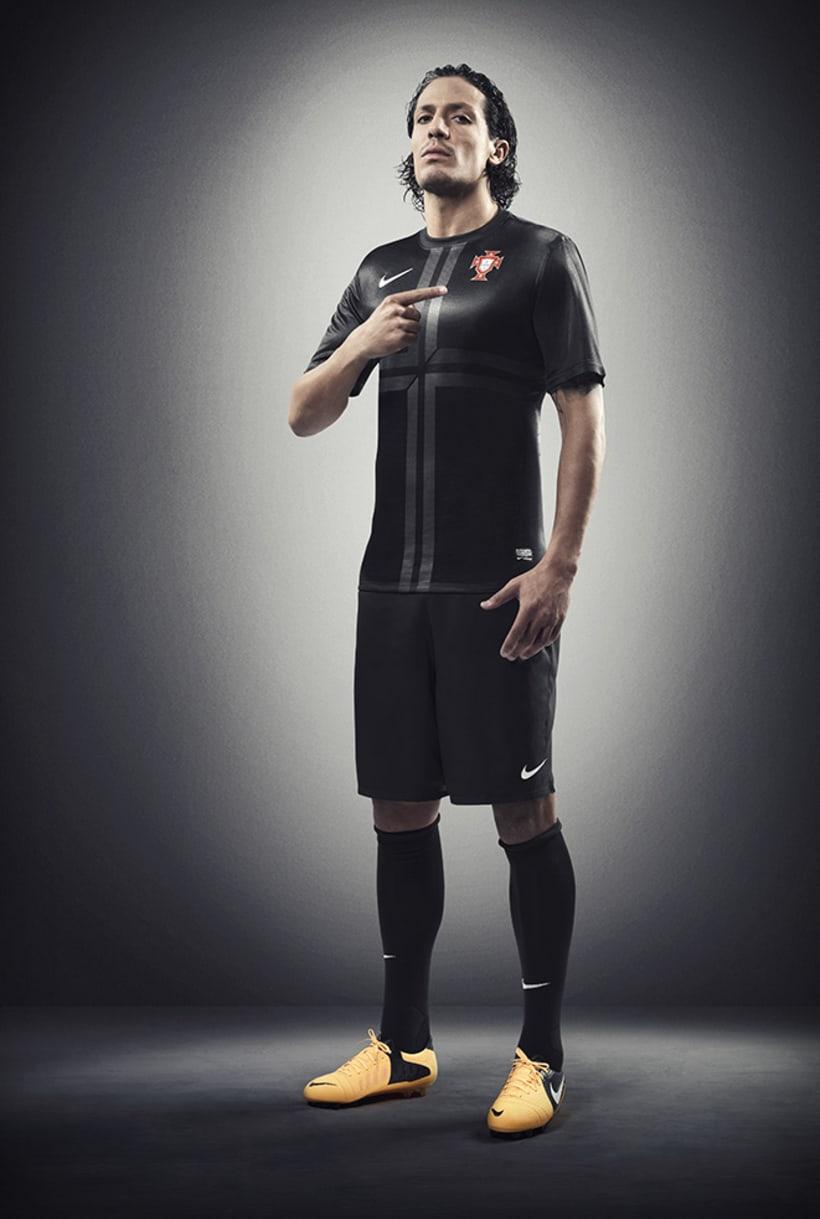 Nike Portugal away kit 2