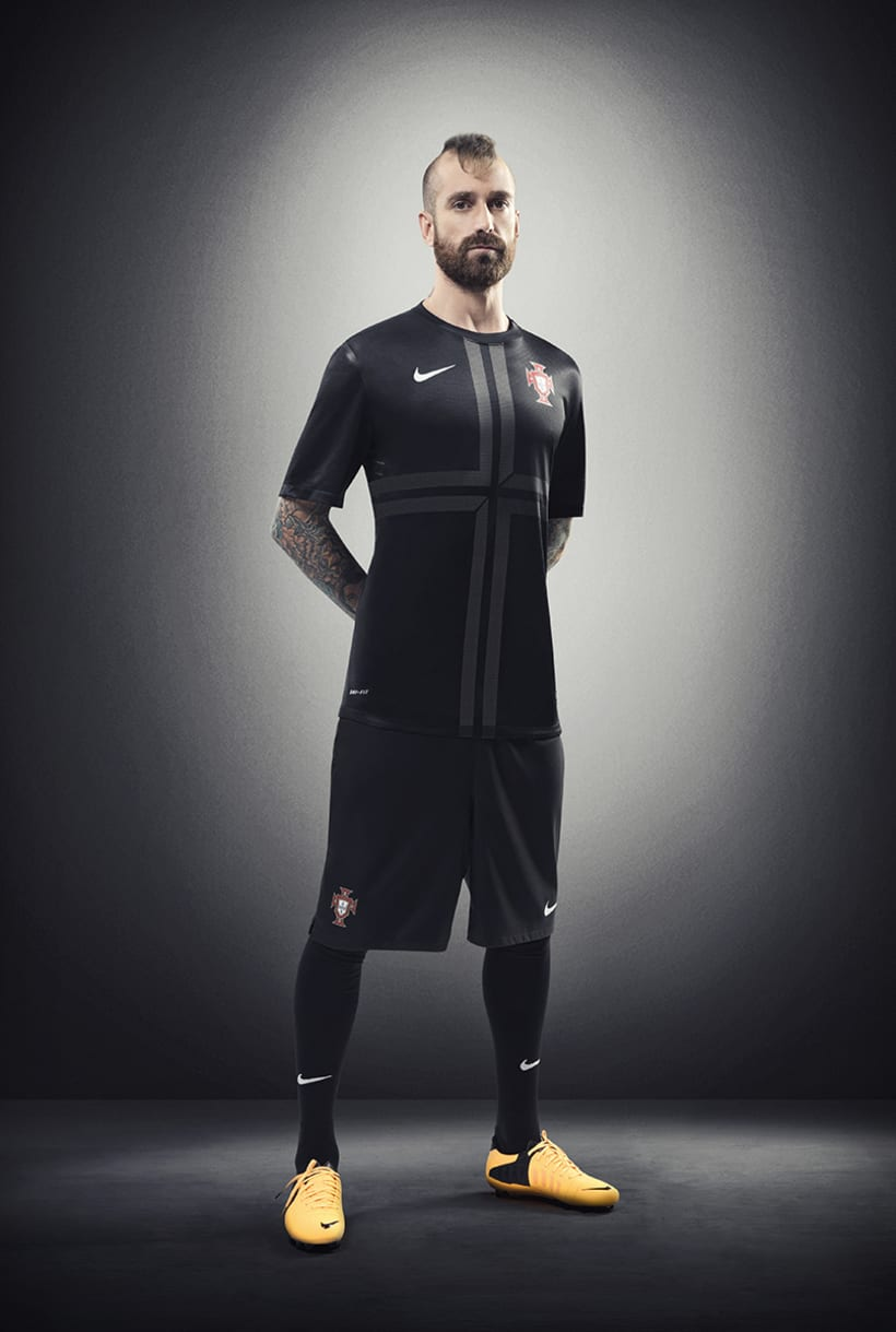 Nike Portugal away kit 3