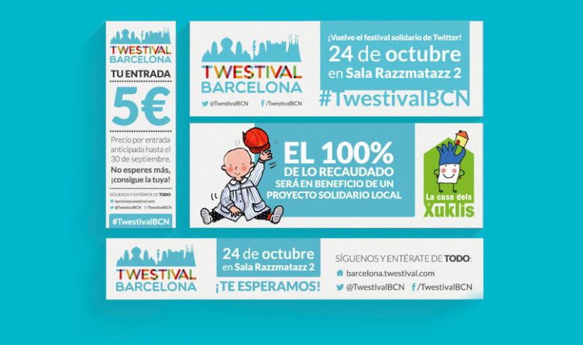 Twestival Barcelona 6