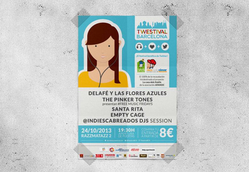 Twestival Barcelona 10