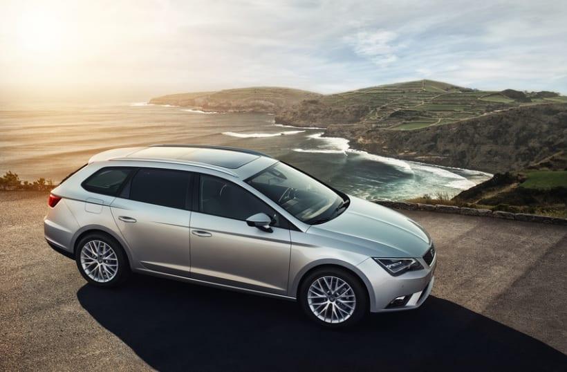 New SEAT León ST 4