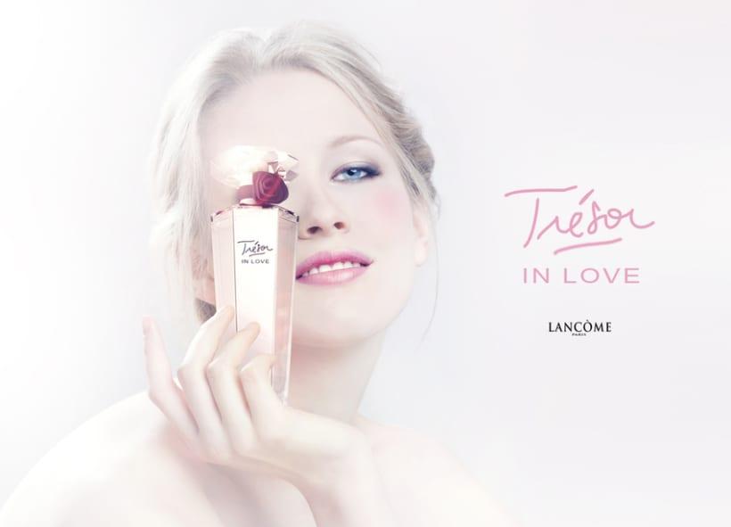 """Tresor in love """" LANCOME"""" 1"""