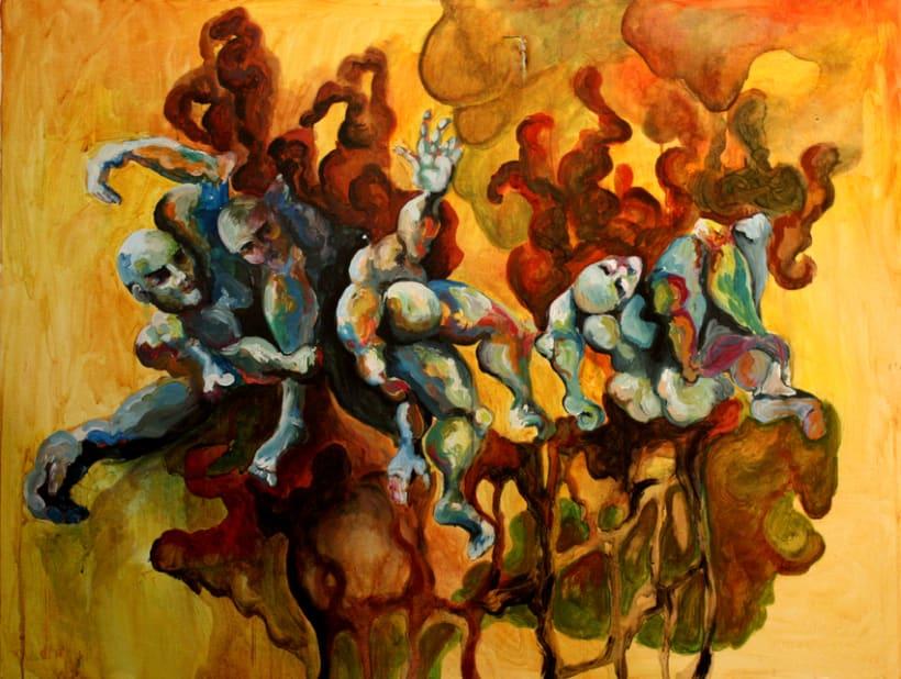 cuerpos de pintura 2