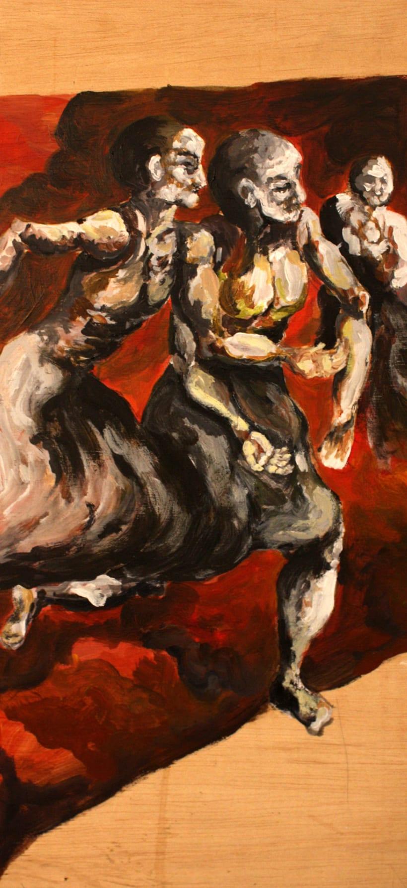 cuerpos de pintura 3