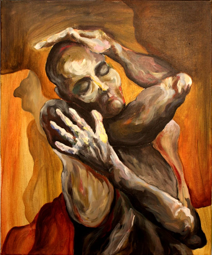 cuerpos de pintura 4