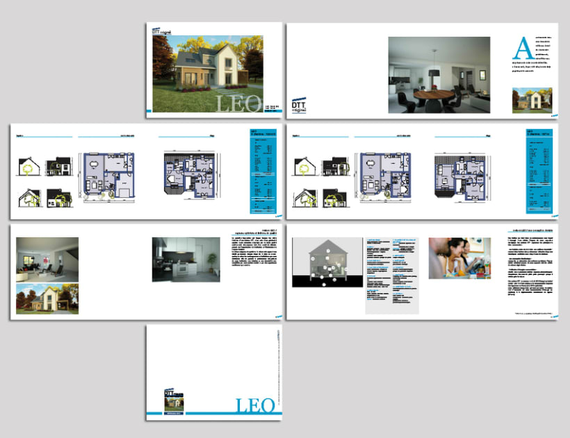 maison DTT : branding y sus aplicaciones 6