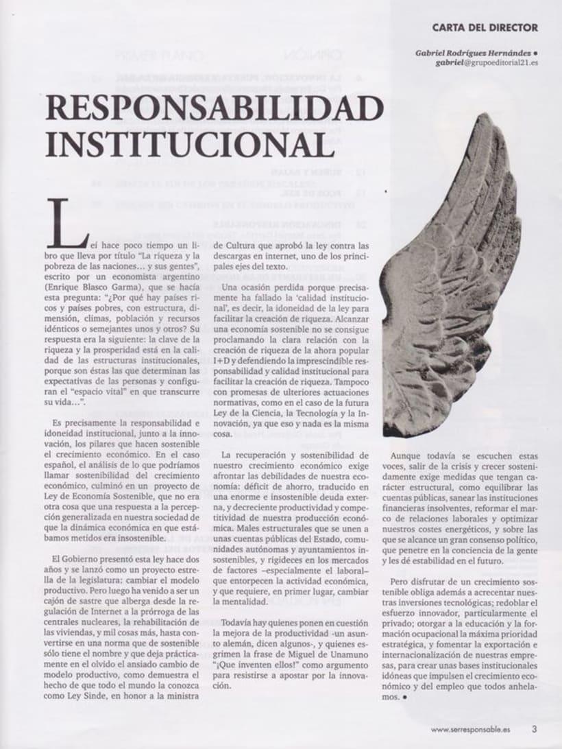 SER RESPONSABLE EN EL S.XXI 2
