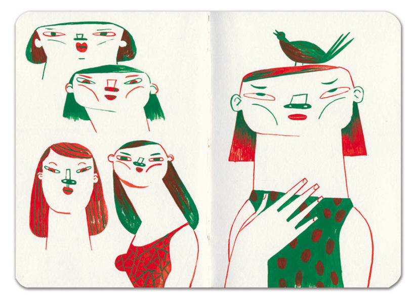 Malota Sketchbooks 8