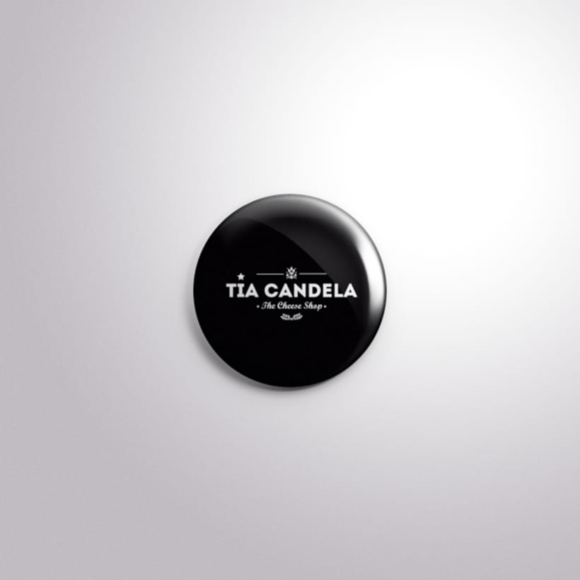 """Tia Candela, The Cheese Shop"" 16"