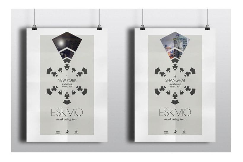 ESKMO. World Tour 6