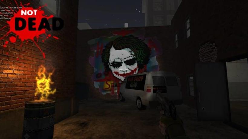 Not Dead - FPS VideoGame 1
