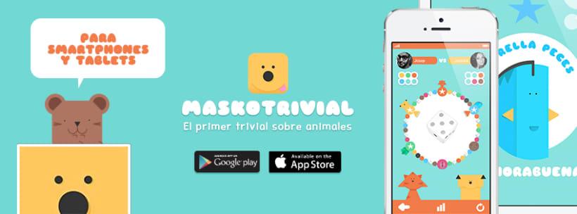 Maskotrivial - Trivial dedicado a las mascotas 0