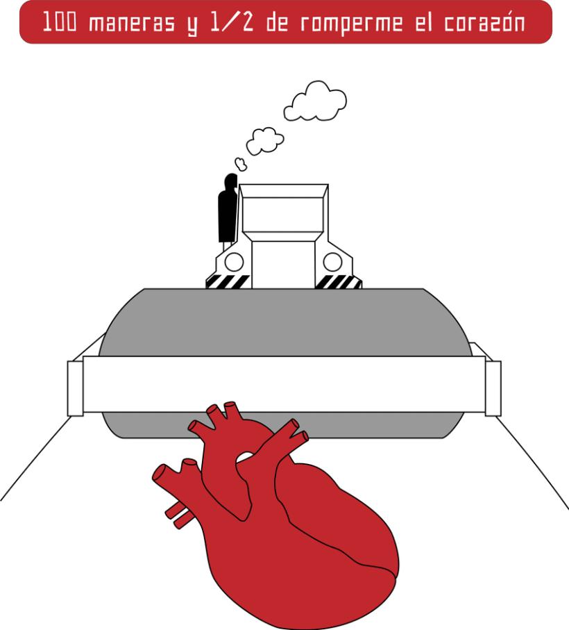 100 maneras y 1/2 de romperme el corazón -1