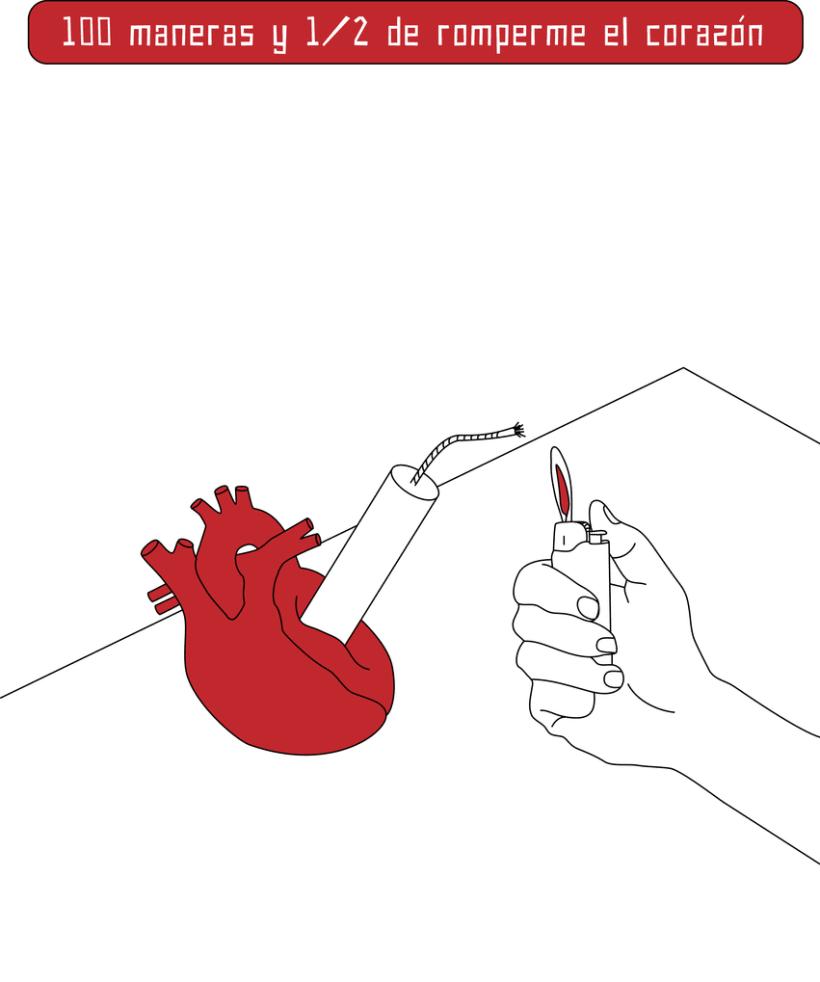 100 maneras y 1/2 de romperme el corazón 1
