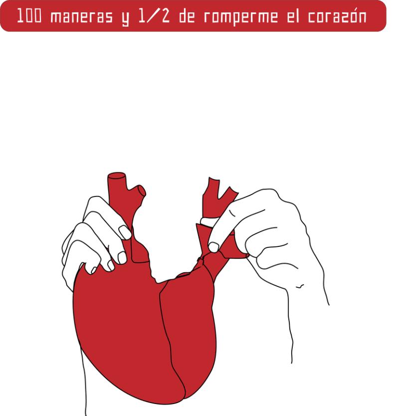 100 maneras y 1/2 de romperme el corazón 3