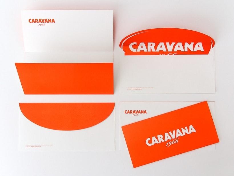 CARAVANA 8