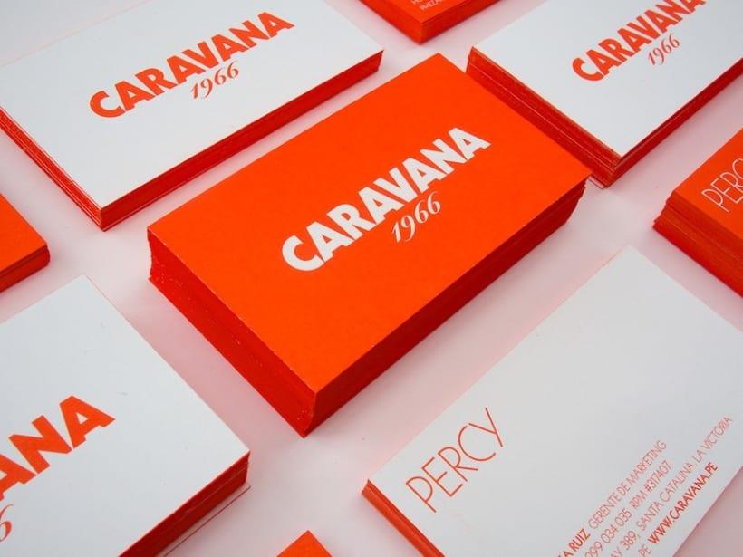 CARAVANA 15