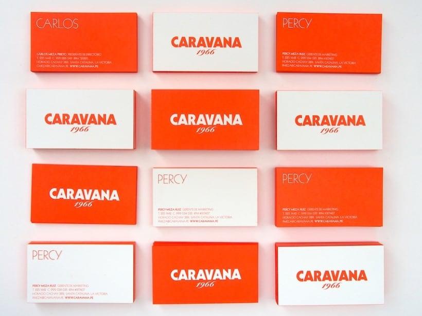 CARAVANA 16