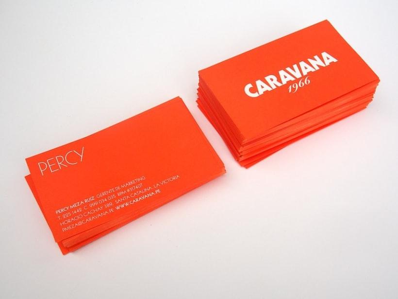 CARAVANA 18