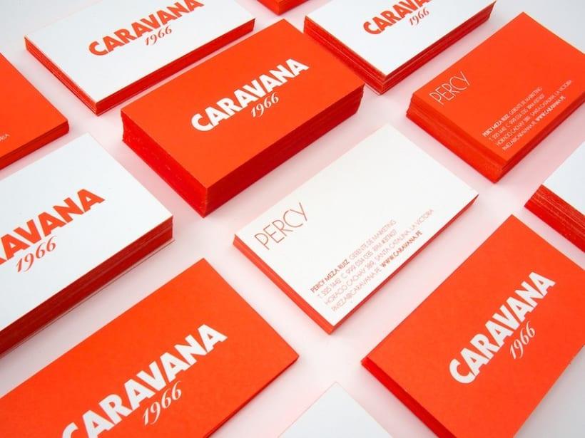 CARAVANA 20