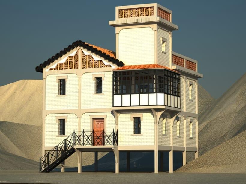INFOGRAFIAS 3D CASAS DE HOY 12
