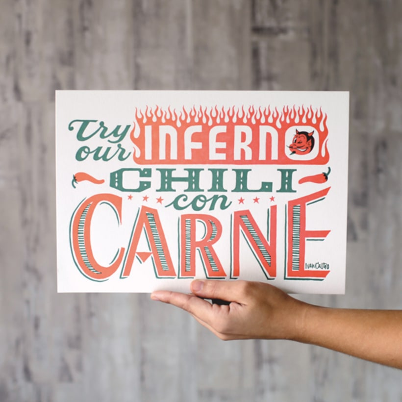 Express Yourself - Letterpress  & Lettering Exhibition 6
