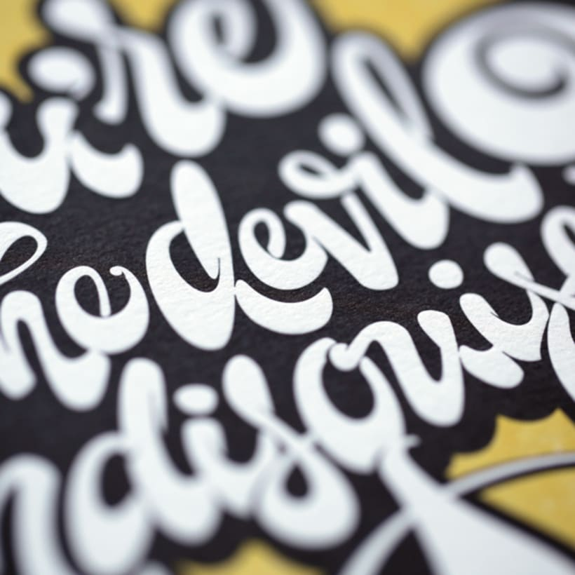 Express Yourself - Letterpress  & Lettering Exhibition 11
